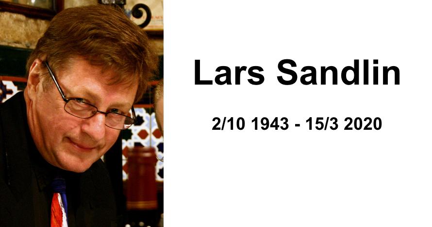 Lars Sandlin